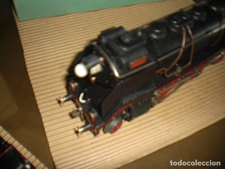 Trenes Escala: PAYA LOCOMOTORA SANTA FE , JUGUETE ANTIGUO, TREN ANTIGUO, TREN PAYA - Foto 27 - 105783591