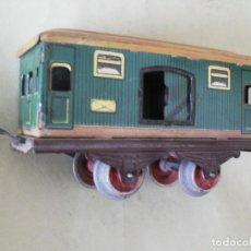 Trenes Escala: VAGON DE PAYA ESCALA 0 Nº3. Lote 106057255