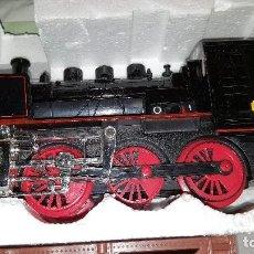 Trenes Escala: ANTIGUO JUEGO DE TRENES.. Lote 146478536