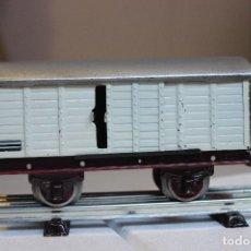 Trenes Escala: WAGÓN FRIGORÍFICO Nº 1303 DE PAYÁ. Lote 112361959