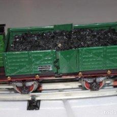 Trenes Escala: WAGÓN TRANSPORTE CARBÓN Nº 1304 DE PAYÁ. Lote 112362471