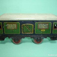 Trenes Escala: PAYA, VAGON DE CORREOS DE LA 896 ELECTRICA. Lote 116522595