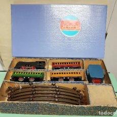 Trenes Escala: ANTIGUO TREN PAYA ESCALA 0 . Lote 121588407