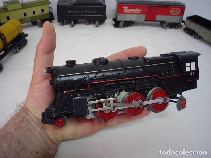 Trenes Escala: TREN LOCOMOTORA Y VAGONES SAKAI - Foto 4 - 124452515