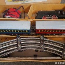 Trenes Escala: TREN PAYA EN SU CAJA. Lote 125183615