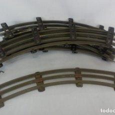 Trenes Escala: 8 TRAMOS DE CURVAS PAYÁ - ESCALA O. Lote 128992119