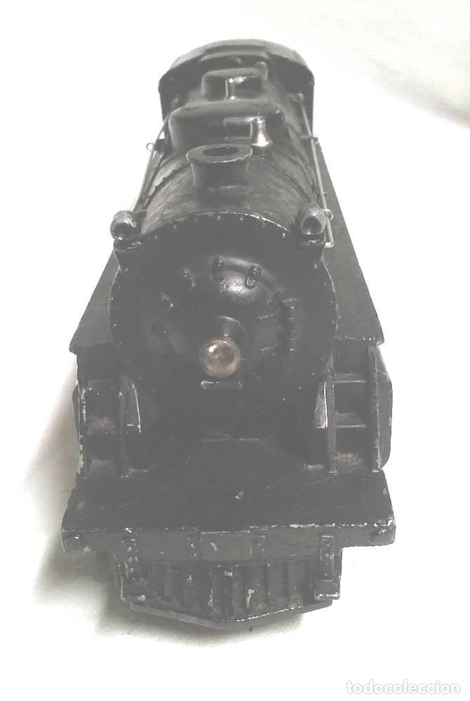 Trenes Escala: Locomotora 1655 y Vagon Carbonera Lionel Lines Escala 0 - Foto 5 - 132258914