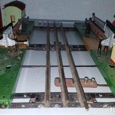 Trenes Escala: PASO A NIVEL AUTOMATICO PAYÁ . Lote 132713634