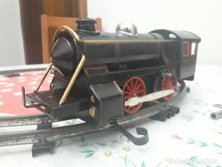 Trenes Escala: Antiquísimo tren Karl Bub a cuerda - Foto 3 - 133557594