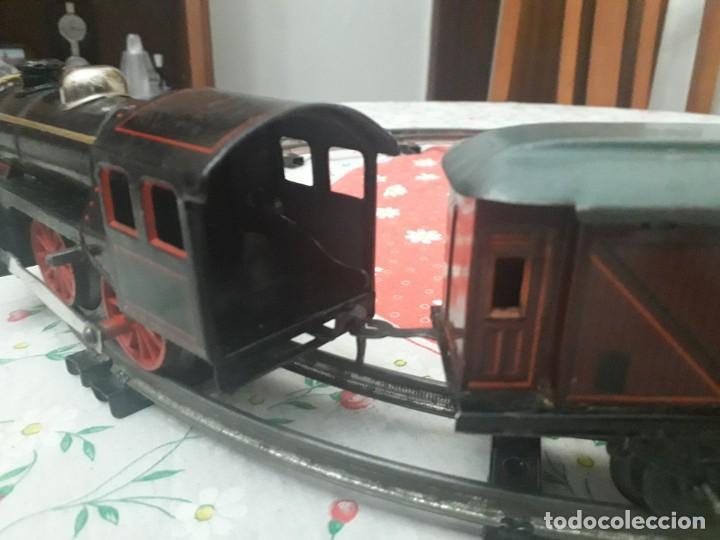 Trenes Escala: Antiquísimo tren Karl Bub a cuerda - Foto 4 - 133557594