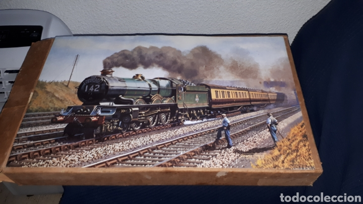 Trenes Escala: TREN COMPLETO SIN JUGAR HORNBY RAILWAYS REF 758 ESCALA 00 MADE IN BRITAIN - Foto 7 - 137807274