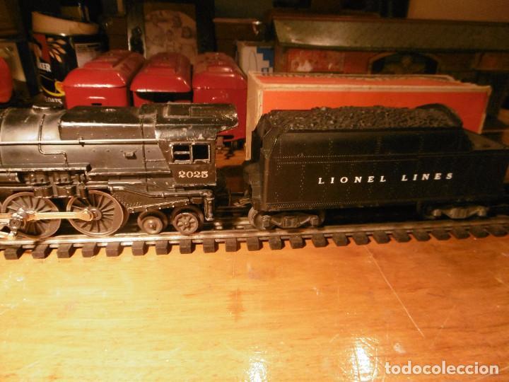 Trenes Escala: GENIAL TREN ELEC. 2025 LIONEL ESCALA CERO - Foto 3 - 140841706