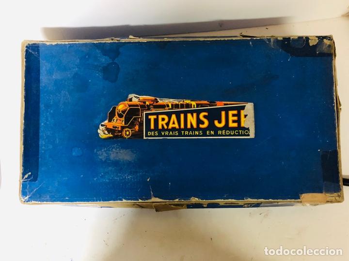 Trenes Escala: RARO Tren En Caja Trains Coffret JEP Escala 0 Buen Estado - Foto 2 - 144238400