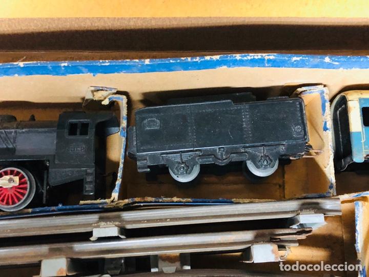 Trenes Escala: RARO Tren En Caja Trains Coffret JEP Escala 0 Buen Estado - Foto 4 - 144238400