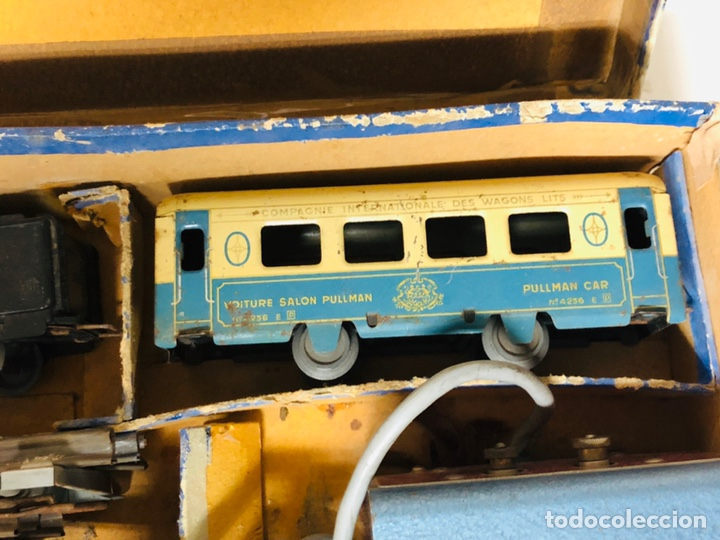 Trenes Escala: RARO Tren En Caja Trains Coffret JEP Escala 0 Buen Estado - Foto 5 - 144238400