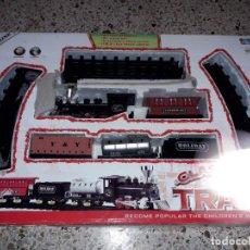 Trenes Escala: TREN DE VAPOR, CLASSICAL TRAIN, TREN DE JUGUETE. Lote 144661254