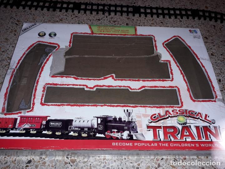 Trenes Escala: TREN DE VAPOR, CLASSICAL TRAIN, TREN DE JUGUETE - Foto 2 - 144661254