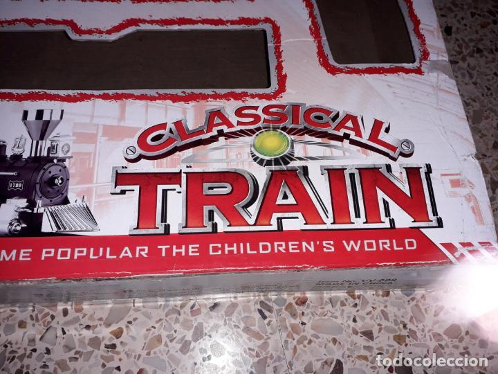 Trenes Escala: TREN DE VAPOR, CLASSICAL TRAIN, TREN DE JUGUETE - Foto 3 - 144661254