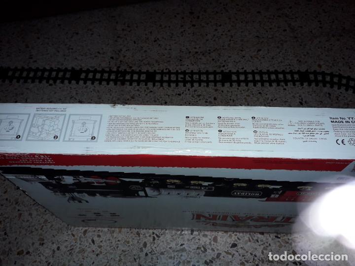 Trenes Escala: TREN DE VAPOR, CLASSICAL TRAIN, TREN DE JUGUETE - Foto 5 - 144661254
