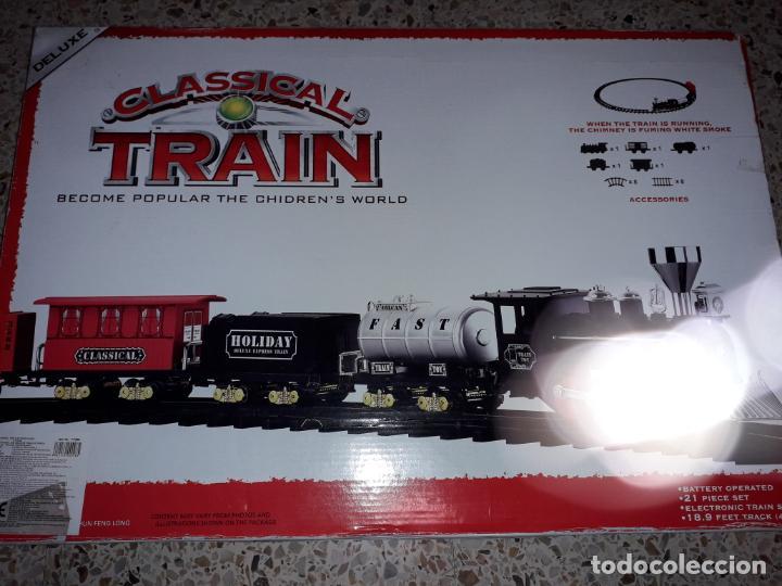 Trenes Escala: TREN DE VAPOR, CLASSICAL TRAIN, TREN DE JUGUETE - Foto 11 - 144661254