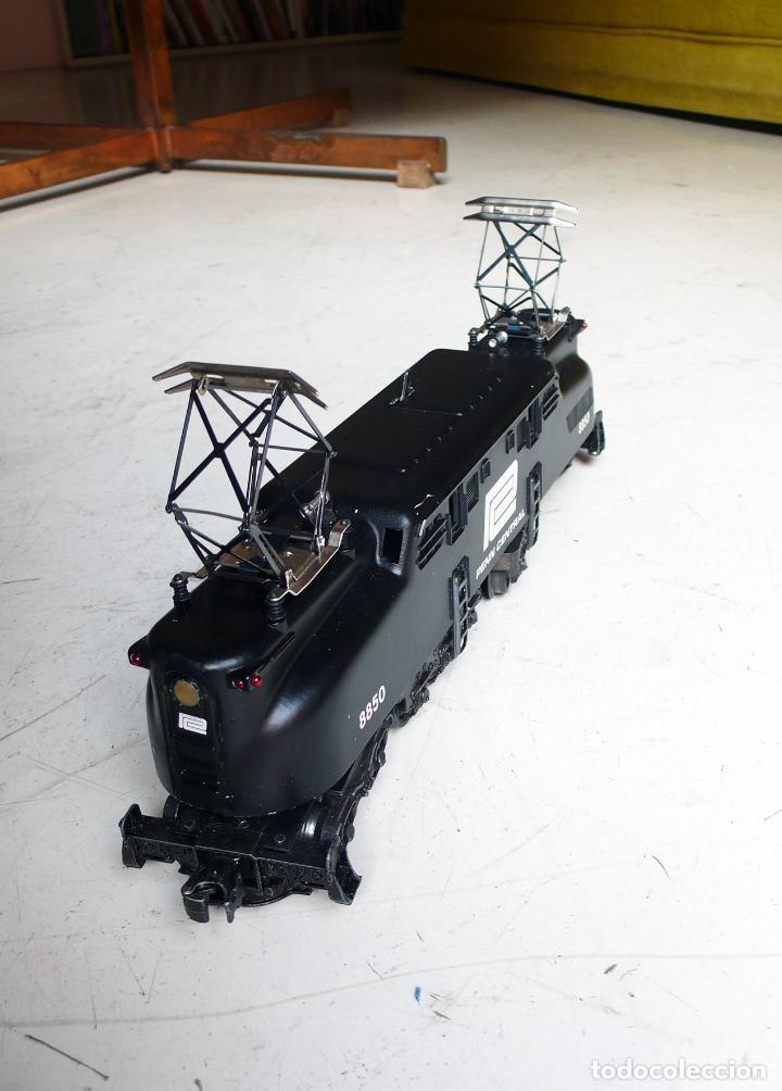 Trenes Escala: Locomotora Lionel GG1 Penn Central. Años 70. Escala 0. Compatible con Paya - Foto 4 - 144763762