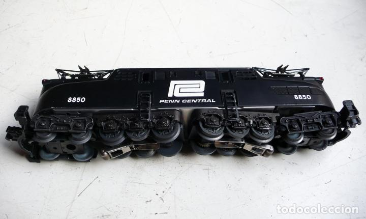 Trenes Escala: Locomotora Lionel GG1 Penn Central. Años 70. Escala 0. Compatible con Paya - Foto 6 - 144763762