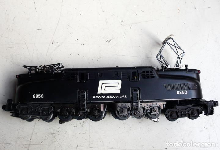 Trenes Escala: Locomotora Lionel GG1 Penn Central. Años 70. Escala 0. Compatible con Paya - Foto 8 - 144763762