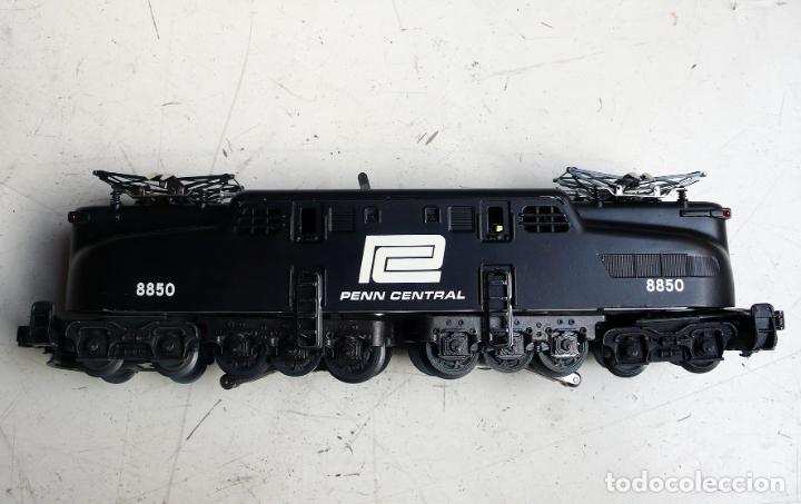 Trenes Escala: Locomotora Lionel GG1 Penn Central. Años 70. Escala 0. Compatible con Paya - Foto 9 - 144763762