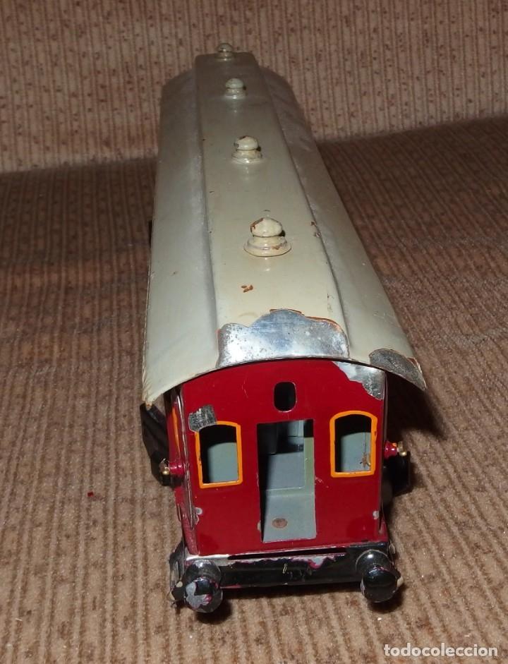Trenes Escala: VAGÓN PASAJEROS,ASIENTOS EN SU INTERIOR,BING W,GERMANY,ESC.0,AÑOS 30 - Foto 6 - 147557718