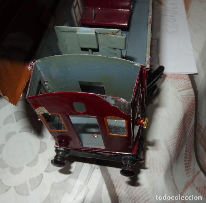 Trenes Escala: VAGÓN PASAJEROS,ASIENTOS EN SU INTERIOR,BING W,GERMANY,ESC.0,AÑOS 30 - Foto 12 - 147557718