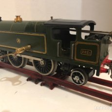 Trenes Escala: LOCOTENDER MECÁNICO HORNBY GREAT WESTERN. Lote 147715504