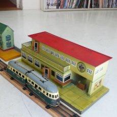 Trenes Escala: GRAN ESTACIIÓN KIBRI. ESCALA 0. AÑOS 30. Lote 148278790