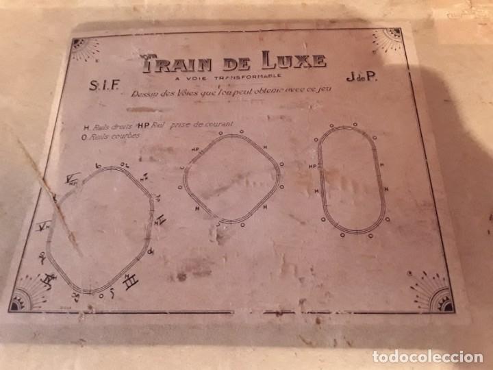 Trenes Escala: Tren J de P, en caja funcionando, cerca de 100 años de antigüedad.125v - Foto 21 - 148339498