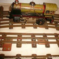 Trenes Escala: LOCOMOTORA PAYA 984 ESCALA 0 CON 4 VIAS. Lote 148707870