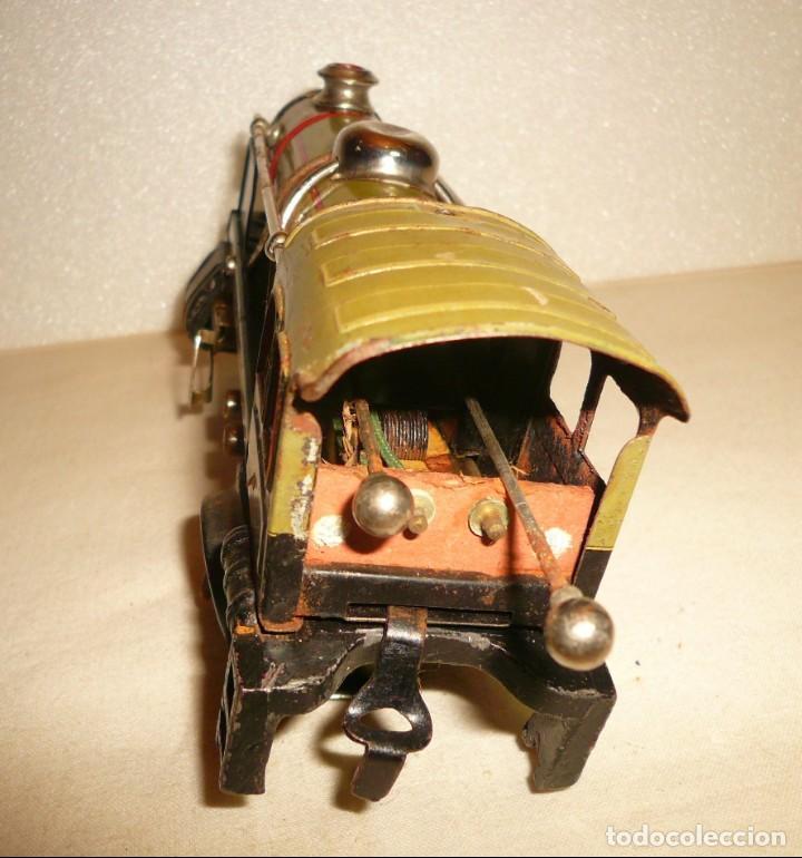 Trenes Escala: LOCOMOTORA PAYA 984 ESCALA 0 CON 4 VIAS - Foto 5 - 148707870