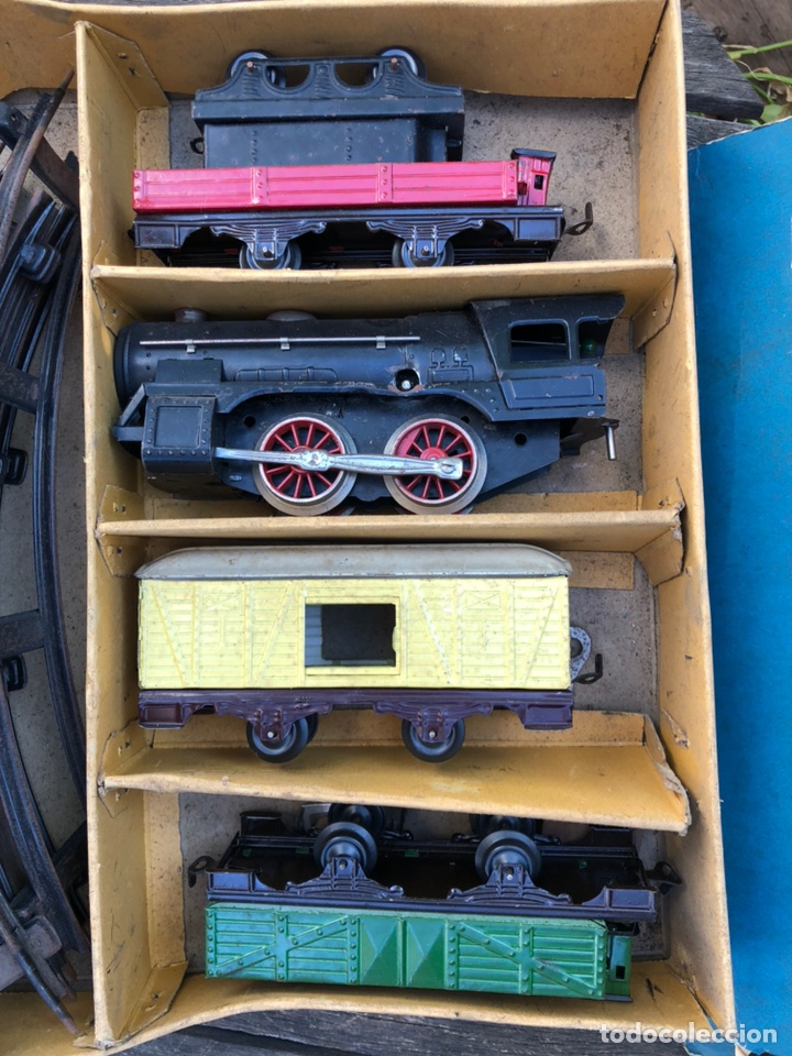 Trenes Escala: TREN PAYA ESCALA 0 EN CAJA muy raro - Foto 3 - 150533018