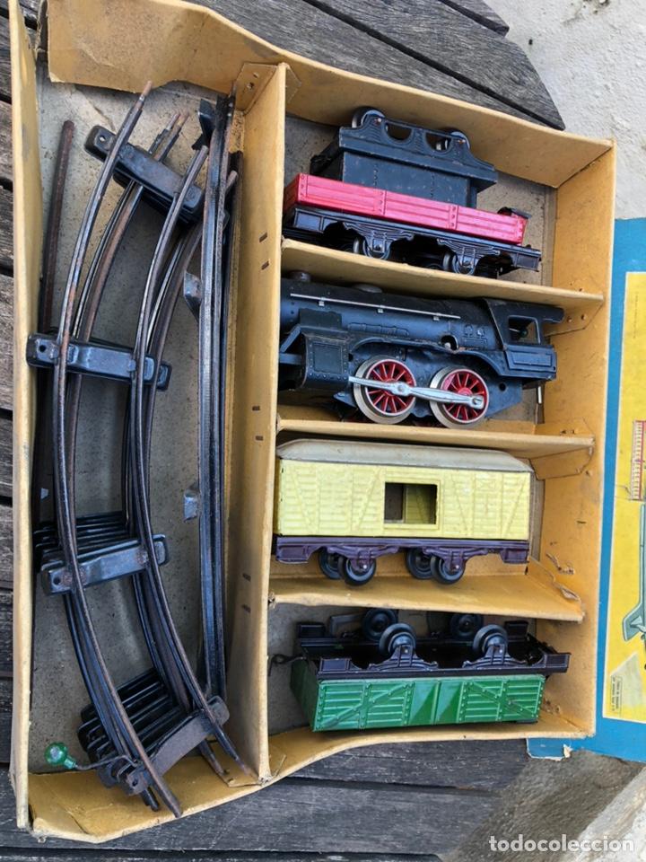 Trenes Escala: TREN PAYA ESCALA 0 EN CAJA muy raro - Foto 4 - 150533018