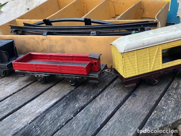 Trenes Escala: TREN PAYA ESCALA 0 EN CAJA muy raro - Foto 10 - 150533018