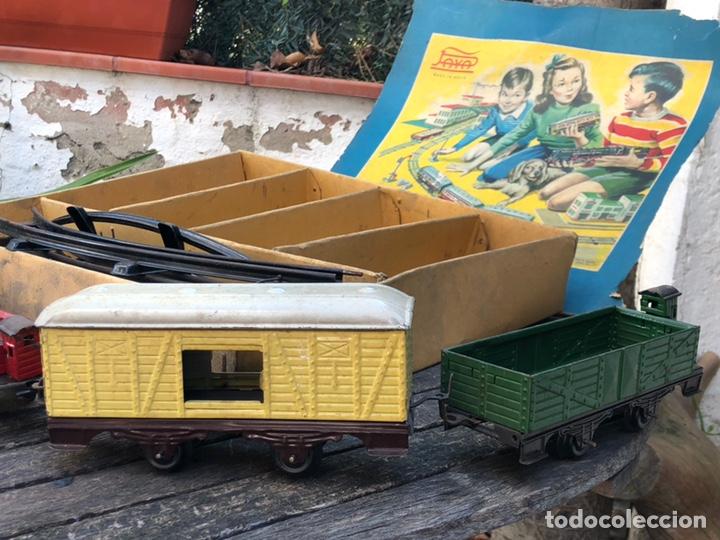 Trenes Escala: TREN PAYA ESCALA 0 EN CAJA muy raro - Foto 11 - 150533018