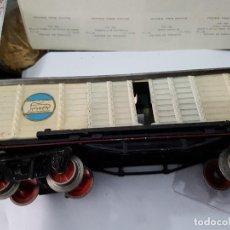 Trenes Escala: VAGOM DE PAGA TRAPORTE DE GANADO . Lote 156528182