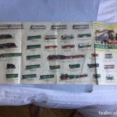 Trenes Escala: PAYA CATALOGOS. Lote 156590990