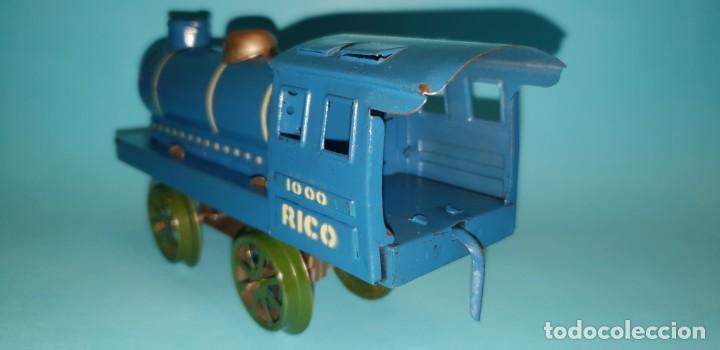 Trenes Escala: TREN HOJALATA de RICO - LOCO 1000 DE RENFE, AÑOS 30 - Foto 5 - 158388282
