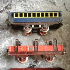 Trenes Escala: LOTE VAGONES PAYA Y RICO ESCALA 0. Lote 158681981