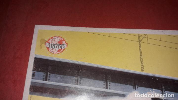 Trenes Escala: TREN DISTLER A CUERDA, TREN ANTIGUO, TREN DE JUGUETE, JUGUETE ANTIGUO - Foto 2 - 158919174