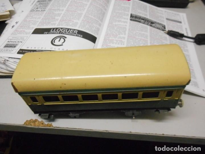 Trenes Escala: caja tren rico,hojalata escala O - Foto 13 - 161129650