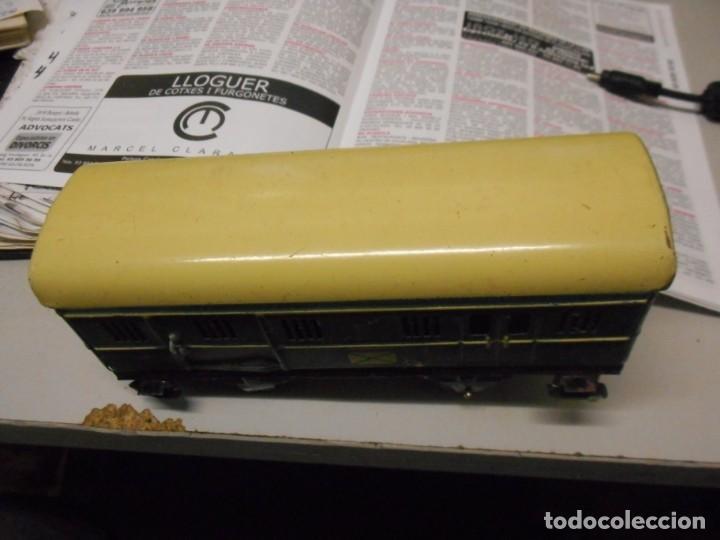 Trenes Escala: caja tren rico,hojalata escala O - Foto 14 - 161129650