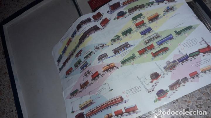Trenes Escala: TREN ELECTRICO RICO REF. 1010. ESCALA 0 , TREN DE JUGUETE, TREN ANTIGUO, JUGUETE ANTIGUO - Foto 18 - 163516006