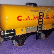 Trenes Escala: VAGÓN CISTERNA, CAMPSA, ELECTROTREN.. Lote 164608822