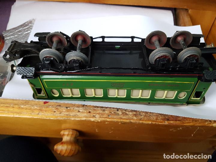 Trenes Escala: vagon de paya años 1940 - Foto 2 - 164681106