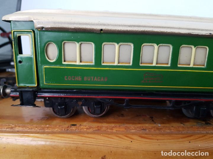 Trenes Escala: vagon de paya años 1940 - Foto 5 - 164681106